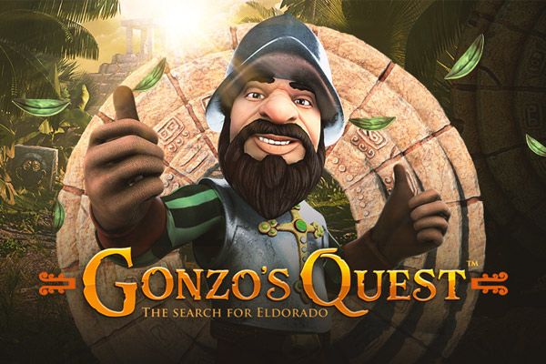 Gonzo's Quest-พนัน